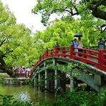 福岡観光は女子旅におすすめ!インスタ映えスポットやご当地グルメを徹底紹介!