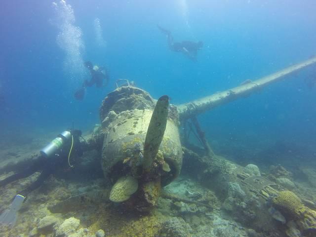 水上機 パラオ 難破船 - Pixabayの無料写真 (548852)