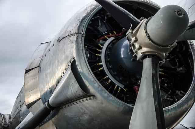 エンジン 航空機 Dc 3 - Pixabayの無料写真 (548928)
