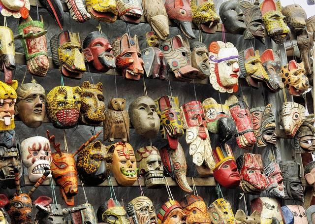 市場 民族 マスク - Pixabayの無料写真 (640254)