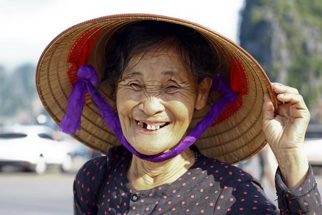 女性 歯がない ベトナム語 - Pixabayの無料写真 (640271)