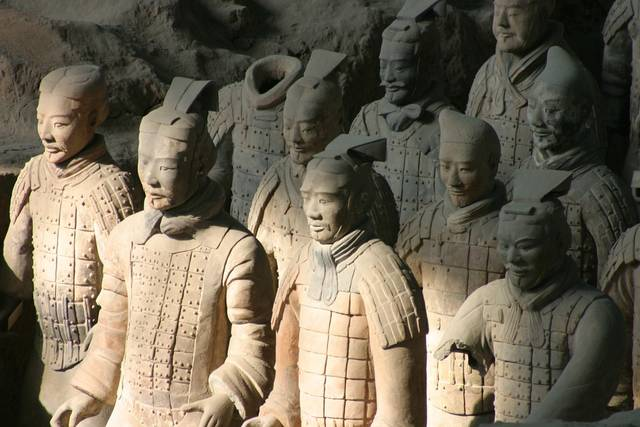 中国 西安 墓守 - Pixabayの無料写真 (647140)