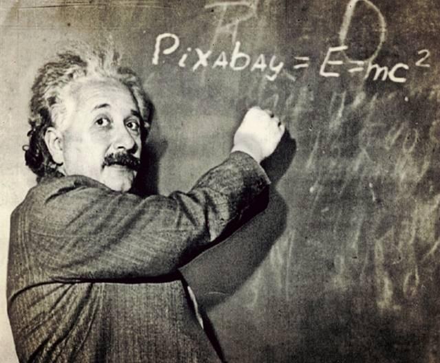 アインシュタイン 教授 ユーモア - Pixabayの無料写真 (667990)