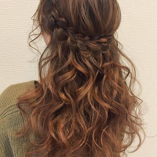 """STELLA.MAIKO0102 on Instagram: """"🍩🍪🍩🍪🍩🍪🍩 ✴︎ ✴︎ ✴︎ #hair #hairstyle #hairstyles  #hairarrange  #hairsalon #hairstylist  #hairs #hairdo #ヘア #ヘアー #ヘアスタイル  #ヘアアレンジ #ヘアセット…"""" (45771)"""