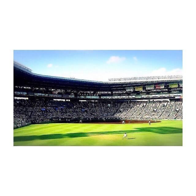"@paipan__0114 on Instagram: ""甲子園🍀"" (420942)"