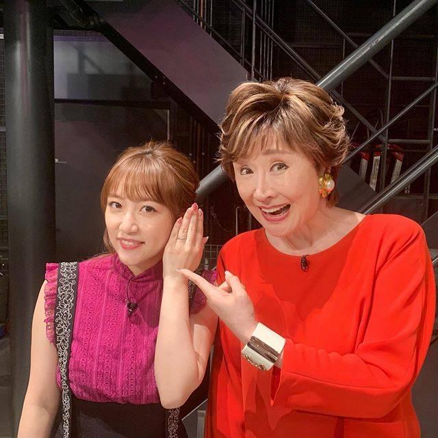 """高橋みなみ on Instagram: """"お知らせです!! 今日7月7日放送のテレビ東京 「THE カラオケ☆バトル」に出演します✨ 皆さん本当に歌が好きで上手な方ばかりで感動しました🥺  そしてお久しぶりに幸子さんに会えました! 「結婚おめでとう♡」とプレゼントまで😭幸子さんありがとうございます!…"""" (463861)"""
