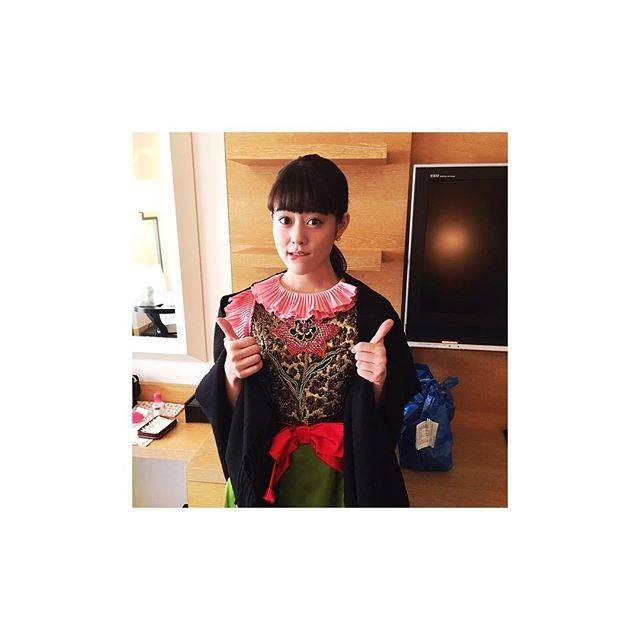 "高畑充希 on Instagram: ""👍🏻"" (546078)"
