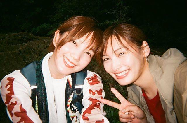 """大政 絢 on Instagram: """"お付き合いありがとうございました〜日本のいい場所、行ったことのない場所、もっと自分で見て行きたいと改めて感じた旅そして、つばさのゆるさと面白さに癒された旅🌳笑#屋久島"""" (546372)"""