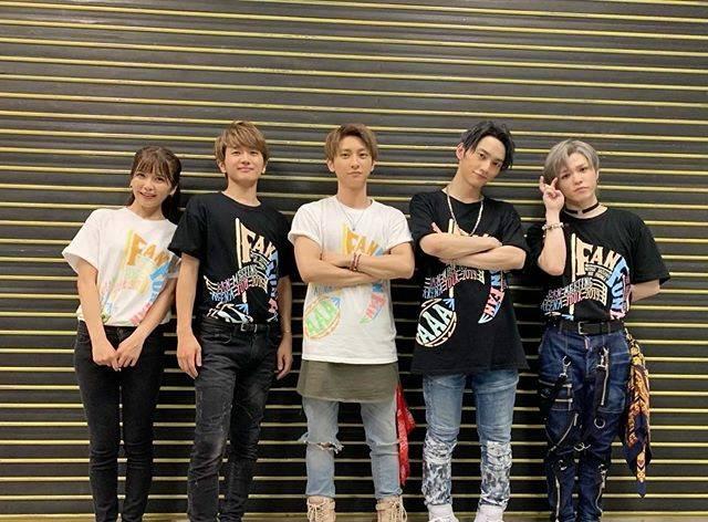 """Misako Uno(AAA) on Instagram: """". AAA FAN MEETING ARENA TOUR 2019 ~FAN FUN FAN~ 広島2公演ありがとう!! 今年1番の最高の汗をかきました♥️ 水分補給しっかりして、気をつけて帰ってくださいね😋🍹 . 明日は福岡でエーネーション!!…"""" (547202)"""