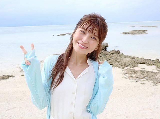 """Misako Uno(AAA) on Instagram: """". 新曲 #咲いた春と共にあなたへ贈る言葉 いよいよ今夜24時~iTunes先行配信スタート🎼🌸 . そして #さいはる がイメージソングとなる 「JAL浪漫旅行2019」は 明日の12時に公開になります🎞!! . #さいはる 是非聴いてね🎧💗…"""" (547212)"""