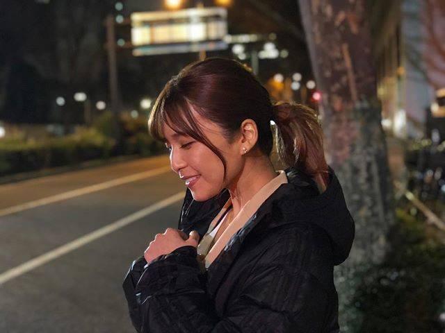 """Misako Uno(AAA) on Instagram: """".無事にクランクアップしました。#会社は学校じゃねぇんだよ #ありがとうを噛みしめています#4月21日 から放送"""" (547232)"""