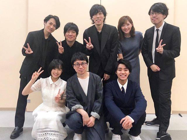 "honda tsubasa on Instagram: ""🌈映画『天気の子』完成が楽しみです👏#天気の子#実は声の出演をしています😌"" (551720)"