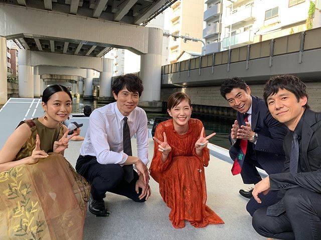"""honda tsubasa on Instagram: """"🚣♂️きのうは道頓堀で空母いぶき のイベントをやらせて頂きました🙋♀️帰りの船でのオフショットです📷#尊い"""" (551759)"""