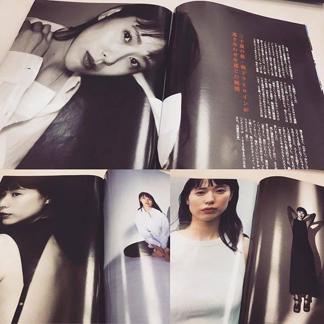"KKngyu on Instagram: ""滿版大圖😳❤️ #戸田恵梨香"" (556192)"