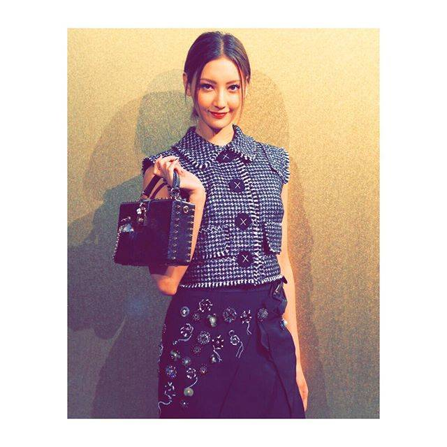 "NANAO1028 on Instagram: ""( @dolcegabbana ) Aoyama boutique opening cocktail event.  #DGLovesAoyama #DGLovesJapan #DolceGabbana"" (556715)"
