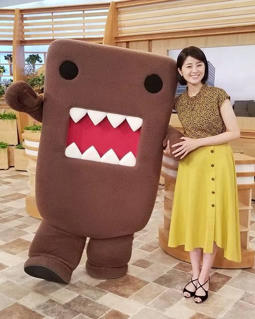 "Chinami Suzuki 鈴木ちなみ on Instagram: ""#どーもnhktops & skirt....@fabulousangela_officialshoes...@dianashoespress"" (558218)"