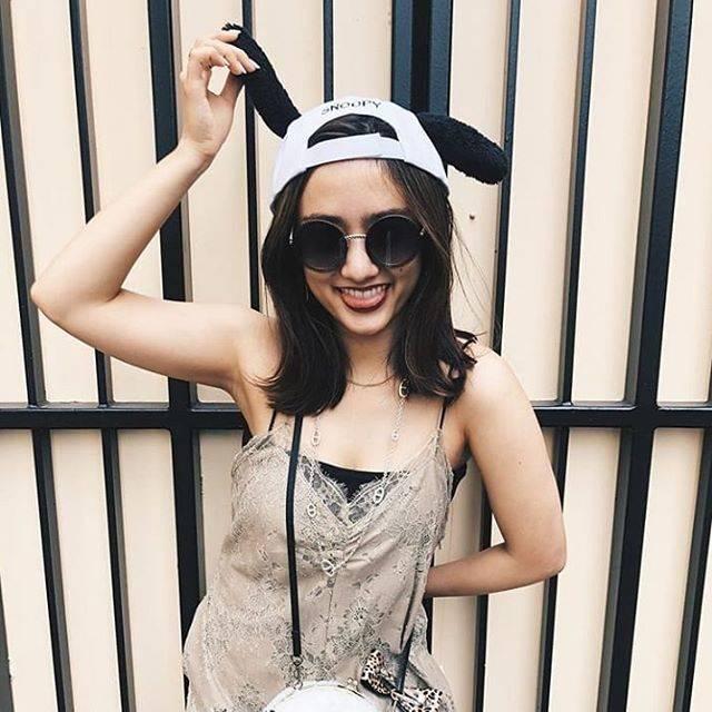 """まりあちゃんLOVE❤❤ on Instagram: """"まりあちゃんの可愛い姿見てたらユニバ行きたくなっちゃった😆そして同じ帽子被りたい💗#谷まりあ#谷まりあちゃん#MariaBaby#大好きまりあちゃん"""" (559220)"""