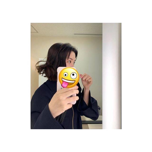 """永野芽郁 on Instagram: """"・ほら、寝癖。#少し前の私"""" (560202)"""