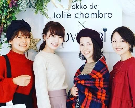 """@hulalasong on Instagram: """". YokkoちゃんのChristmas Partyでは あの💕🚌あいのり🚌💕メンバーにも会えたよ ファッションショーやトークショー撮影会や交流会など素敵な時間でした みんな可愛くてあいのりでの裏話 ❣️#恋愛番組だから恋愛しないと怒られる話とか 笑 🛩…"""" (568158)"""