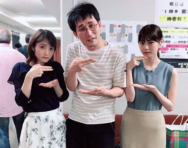 """にしのななせ on Instagram: """"🍜 #若月佑美#じろうさん#恋のヴェネチア狂騒曲"""" (569272)"""