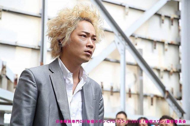"Chikachan.💜 on Instagram: ""#新宿スワン #綾野剛"" (579854)"