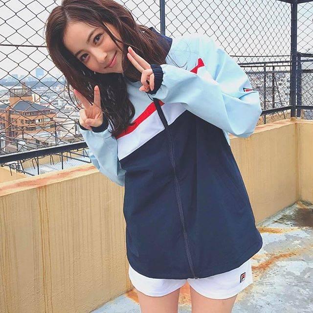 """佐々木希 on Instagram: """"#佐々木希 #FILA"""" (581156)"""
