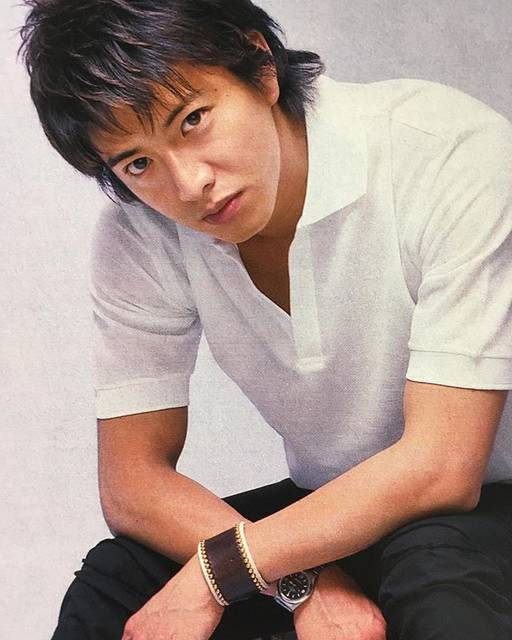 "@masaaki_koizumi on Instagram: ""木村拓哉 bracelet : wolf'shead  watch : rolex explorer1 14270  #木村拓哉 #キムタク #takuyakimura #wolfshead #ウルフズヘッド #rolex #rolexexplorer1…"" (582738)"