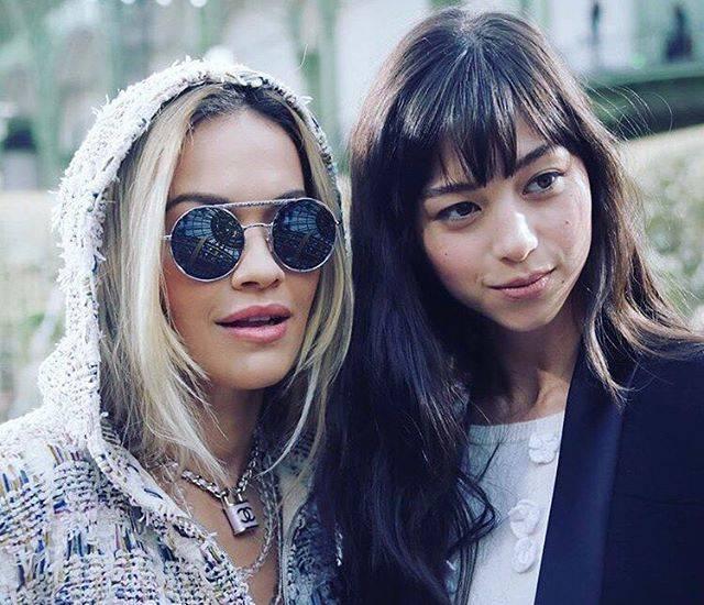 """中条あやみ on Instagram: """"2018ss Chanel haute couture#paris"""" (584221)"""