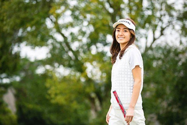 """斎藤夏美 natsumi saito on Instagram: """"南総カントリークラブ⛳️*白✖️白コーデ❗️🏌️♀️👗**#セントアンドリュース #白コーデ #夏ゴルフ #夏ゴルフウェア #ゴルフ女子"""" (587169)"""