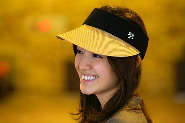 """斎藤夏美 natsumi saito on Instagram: """"⛳️🏌️♀️👗🌴**#セントアンドリュース #夏ゴルフ #夏ゴルフウェア #ゴルフ女子 #サンバイザー"""" (587307)"""