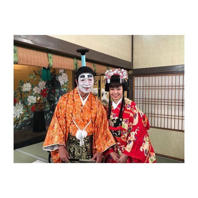 "Fumi Nikaido on Instagram: ""今夜19時から!バカ殿さま🐣よろしくお願いします!"" (589085)"