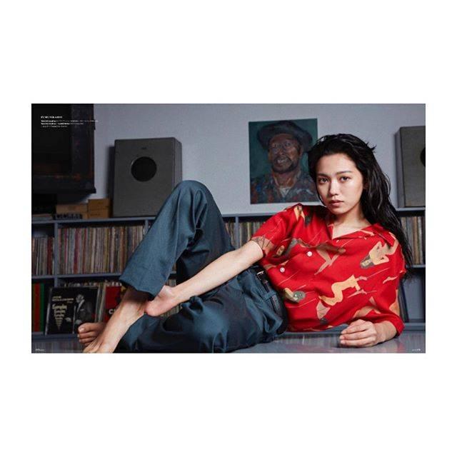 """Fumi Nikaido on Instagram: """"操上和美さんに撮って頂きました。ぜひ!@wackomaria_guiltyparties @grindmagazine"""" (589111)"""