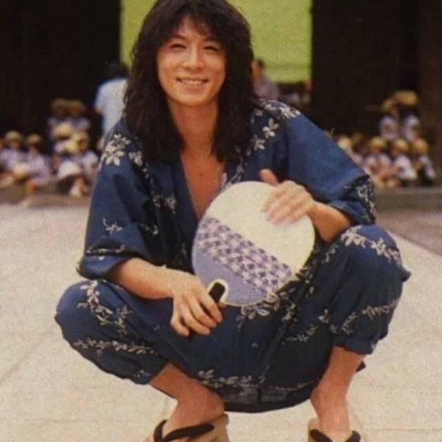 "Takako Suzuki on Instagram: ""今日は中川勝彦おにいちゃんの 生きていたら55才のお誕生日 #中川勝彦#お誕生日#55歳#谷中"" (590834)"
