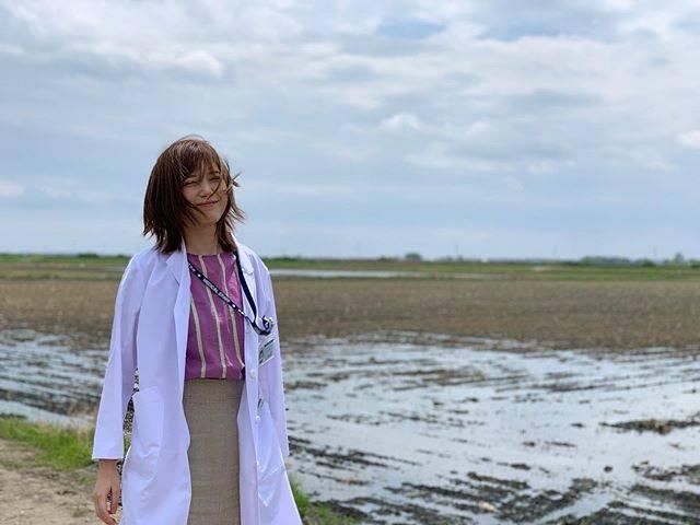 """honda tsubasa on Instagram: """"👩🔬風と顎と杏。#ラジハ"""" (593523)"""
