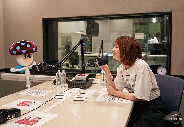 """honda tsubasa on Instagram: """"🍄しいたけさんに12星座の2019年上半期の運勢をきいてきました🤗その様子は今日18時からj-waveでOAになります!興味ある方はぜひともきいてみてくだはい🥳#しいたけ さん#jwave"""" (593526)"""