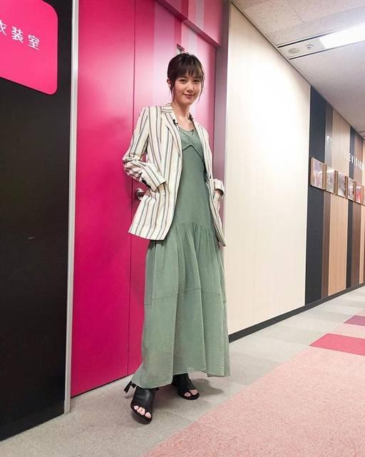 """honda tsubasa on Instagram: """"📺先日の衣装です。👗 🧥@31philliplim 👠 @jane____smith地球守りたいけどしばらくは難しそうなのでその間はみなさんにお任せします🌍(※ゲームの話なのでお気になさらず)#衣装#earthdefenseforce"""" (594393)"""