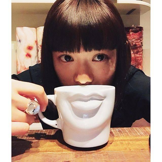 "杉咲花 on Instagram: ""💋"" (594743)"