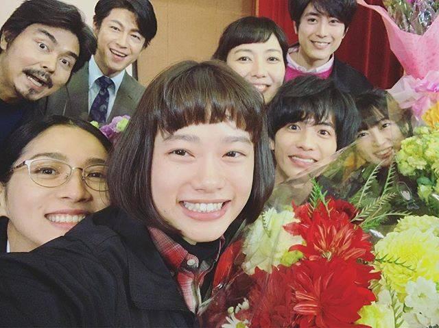 """杉咲花 on Instagram: """"みなさん今までドラマを観てくれてありがとう。ありがとうございました。幸せです。"""" (594835)"""