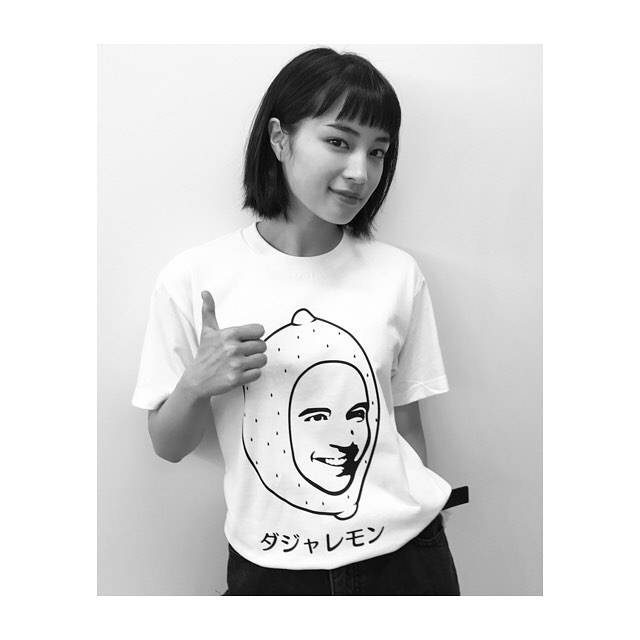 """広瀬すず on Instagram: """"✌︎@hinako_sano ナイスセンスありがとう〜"""" (596924)"""