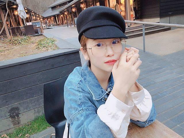 """川栄李奈 on Instagram: """"お休みを満喫しました。あ〜楽しかった✌︎今日発売📚MOREwith25ans5月号載ってます☺︎ぜひ!"""" (597778)"""