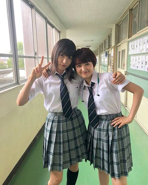 """桜井日奈子 on Instagram: """"映画「任侠学園」に出演させていただきます  ヤクザ映画というと少し響きがドキッとしますが、人情に厚い西田さん、西島さんをはじめとする阿木本組の皆さんが、高校に潜む闇を解決する、 世直しエンターテイメント作品です。…"""" (597842)"""