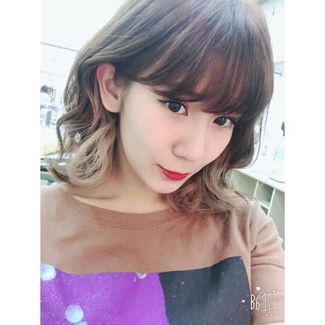 """岡井千聖 on Instagram: """"髪の毛伸ばすか、伸ばさないか 迷いどころ😭💦 伸びたのに切っちゃったからなあ💦 - #ショート #セミロング #髪の毛 #楽なんだよねショート #ショートってどんどん切りたくなってめっちゃ短くなる😊 #いつ聞いてもロング派が大半 #アレンジ楽しいよね…"""" (599011)"""