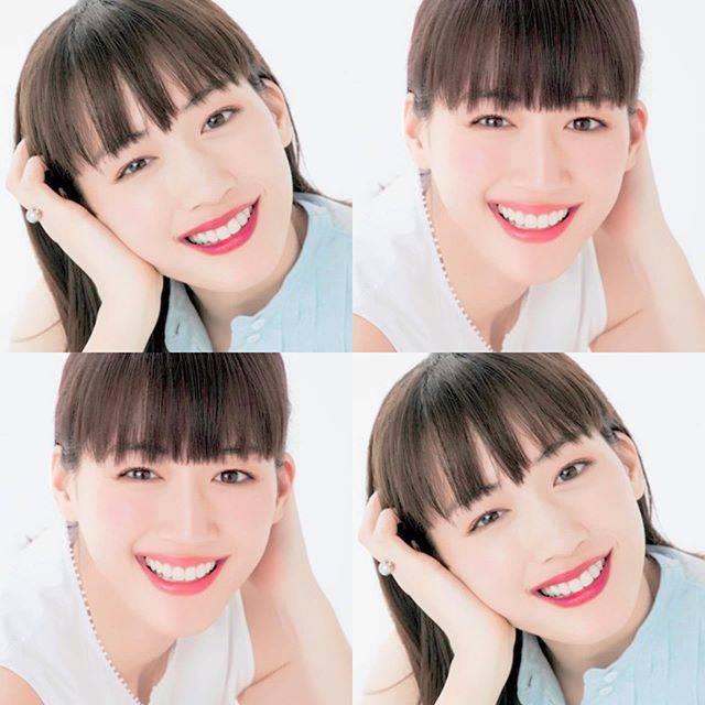"""@aaa_bbb.03 on Instagram: """"_..Smile😊🌟.._#綾瀬はるか#HarukaAyase#아야세하루카#綾瀨遙.#actress"""" (599940)"""