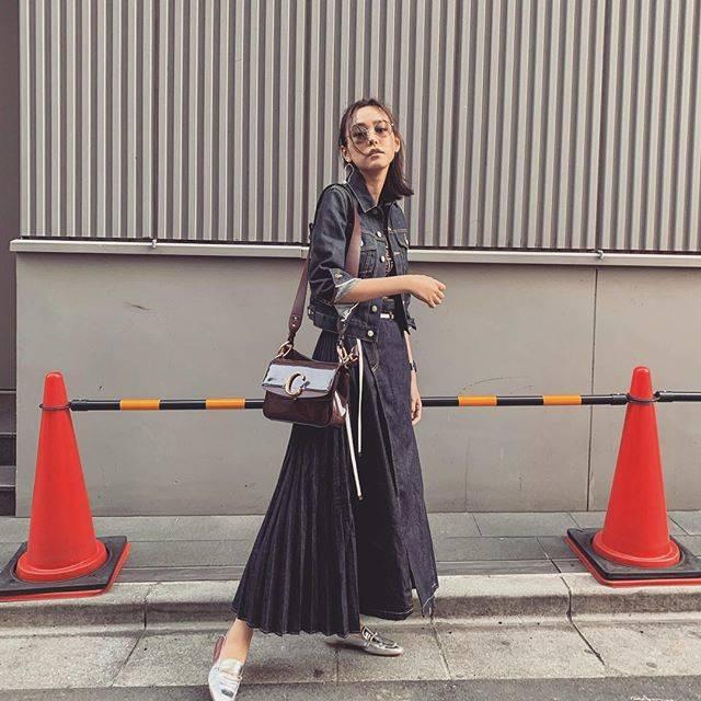 """桐谷美玲 on Instagram: """"久々の私服。ブランドはタグつけてますよー🙋♀️"""" (600083)"""