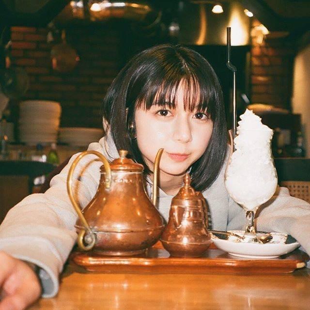 """上白石萌歌 on Instagram: """"東京行ったらカフェ巡りでもしたいもんよ上白石萌歌ちゃん会いたいよ#上白石萌歌 #上白石萌歌ファンと繋がりたい #尊い #会いたい"""" (600162)"""
