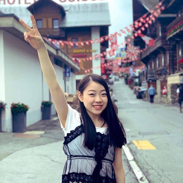 "yuri on Instagram: ""#紀平梨花 #紀平梨花選手 #梨花ちゃんに届け"" (603261)"