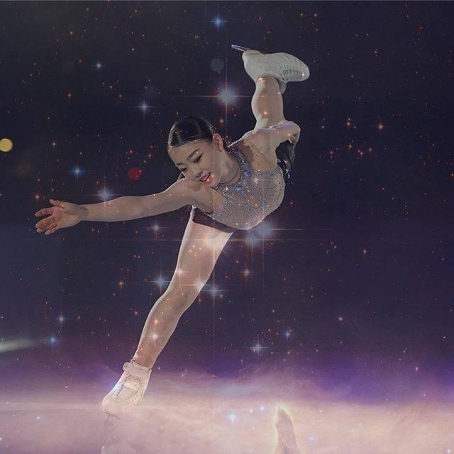 """𝐇𝐢𝐧𝐚 🐩 on Instagram: """"♥#figureskating #フィギュアスケート#rikakihira #紀平梨花"""" (603270)"""