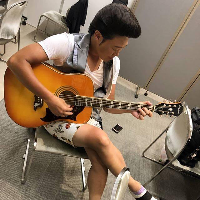 """みやぞん[ANZEN漫才] on Instagram: """"ミュージックデェーイ🙌✨ 休憩🙌🎶"""" (605061)"""