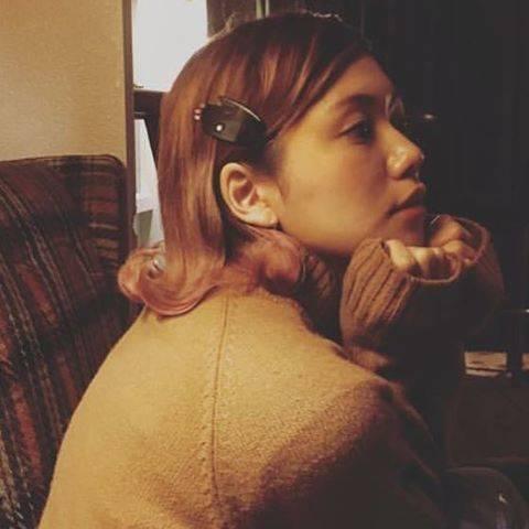 """アリア on Instagram: """".秋から冬らへんの季節が好き赤っぽい色に外ハネかわいい〜 ...#二階堂ふみ #fuminikaido #hairstyle #red #autumn #winter #season #cute #love"""" (606078)"""