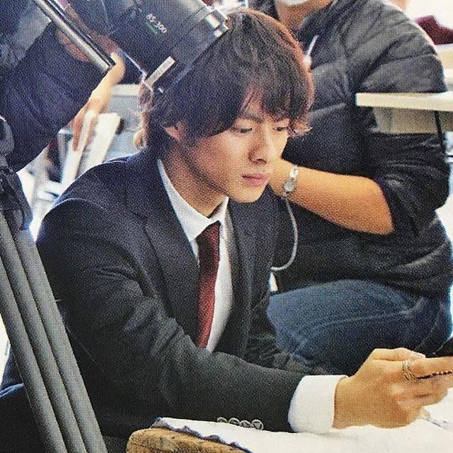 """花のち晴れ~花男NextSeason~ on Instagram: """"久しぶりの投稿😁熱心な晴❣️"""" (614957)"""